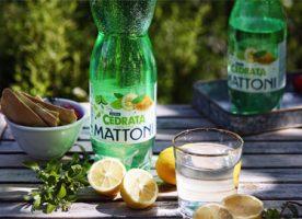 15029e091a0f Mattoni Cedrata s chuťou slnečného Talianska